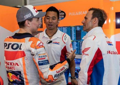 MotoGP Jorge Lorenzo Honda