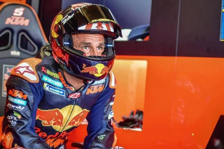 Johann Zarco KTM MotoGP