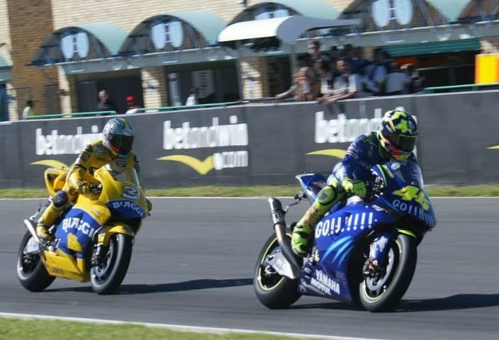 Rossi Biaggi