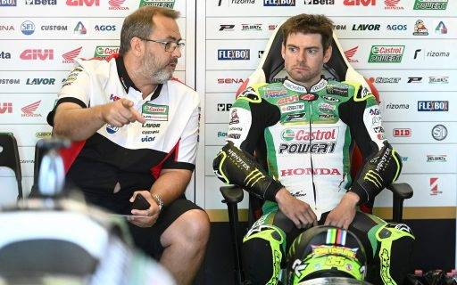 Cal Crutchlow (GBR) LCR Honda Castrol Honda MotoGP GP San Marino 2019 (Circuit Misano) 13-15.09.2019 photo: MICHELIN