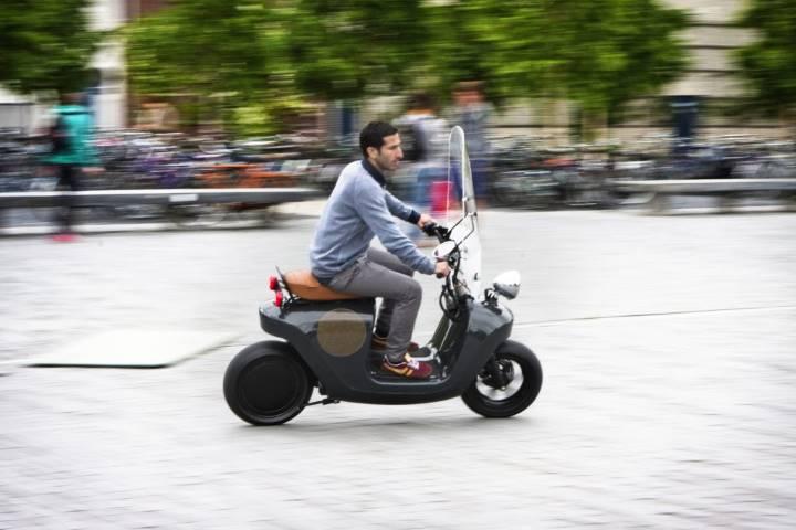moto eléctrica cáñamo