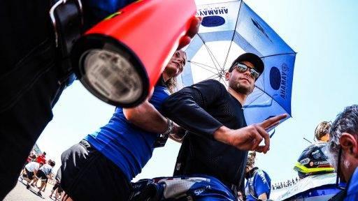 Yamaha SBK Sandro Cortese