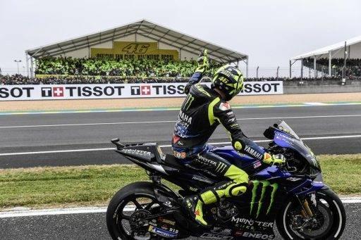 Valentino Rossi GP de Misano MotoGP Yamaha