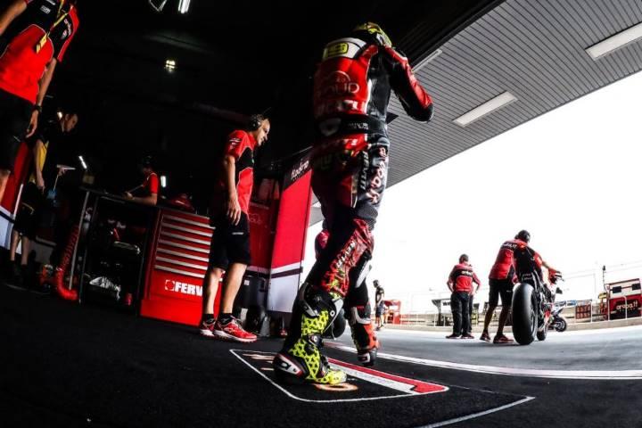 Álvaro Bautista SBK Ducati