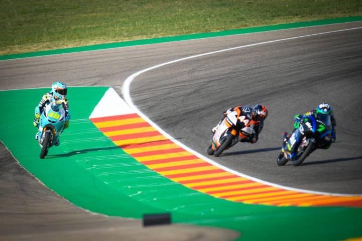 límites exceder MotoGP Moto2 Moto3