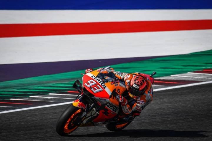Marc Márquez Álex Márquez límites Honda MotoGP