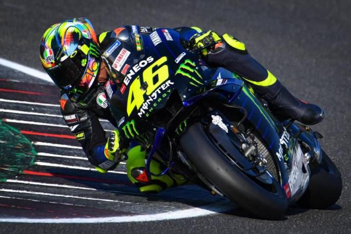 Massimo Meregalli Monster Energy Yamaha MotoGP Valentino Rossi Maverick Viñales