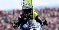 Maverick Viñales Monster Energy Yamaha MotoGP Motorland Aragón AragonGP