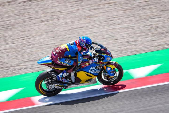 Alex Márquez Marc VDS Moto2 MotoGP Misano SanMarinoGP