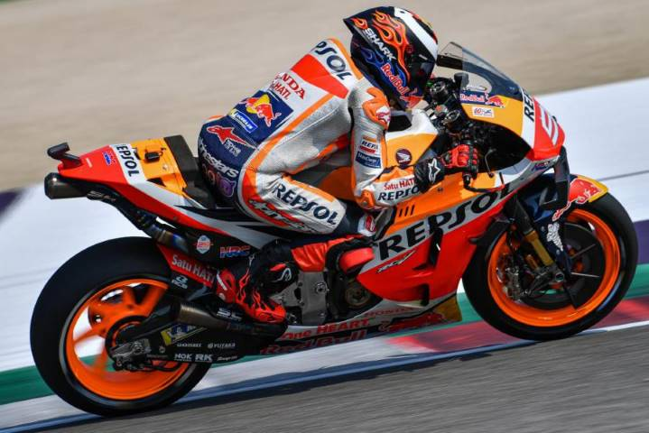 Jorge Lorenzo Repsol Honda MotoGP Misano San Marino