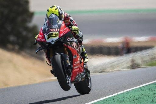 Álvaro Bautista WorldSBK MotoGP Honda Ducati