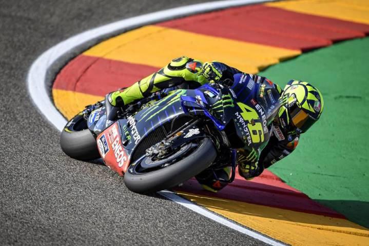 Valentino Rossi Yamaha MotoGP Motorland Aragon AragonGP
