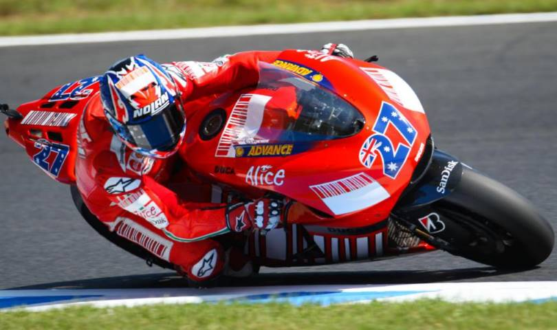 Stoner MotoGP