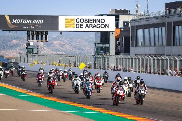 Víctor Vargas Open EasyRACE Motorland Aragón