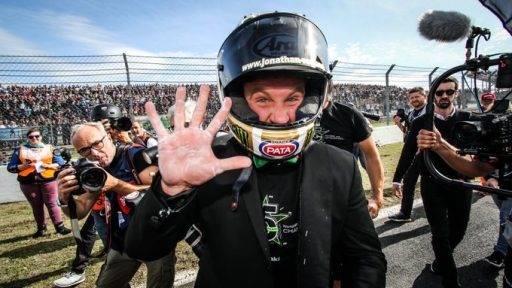 Jonathan Rea Superbikes kawasaki