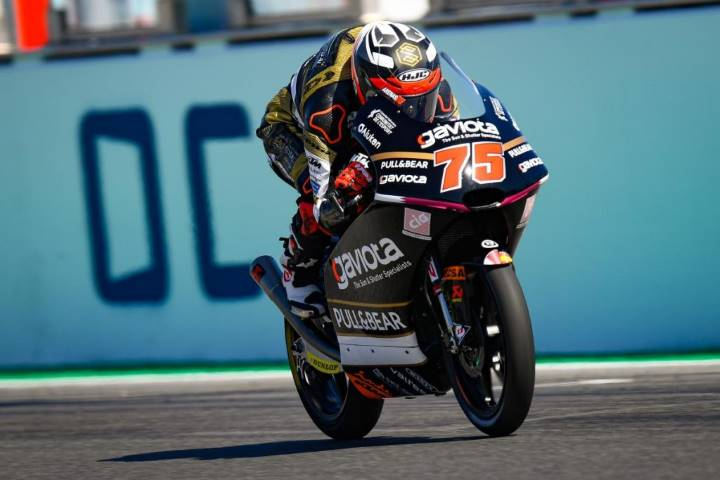 Albert Arenas Moto3 Angel Nieto Team ThaiGP GP Tailandia