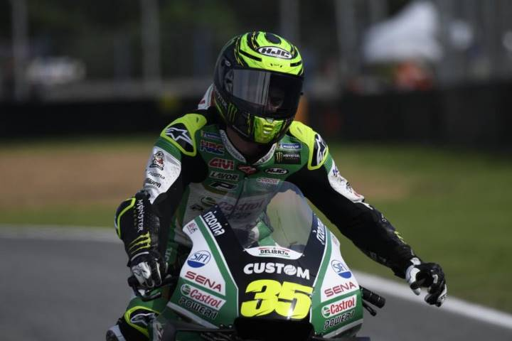 Cal Crutchlow ThaiGP Honda LCR Honda MotoGP GP de Tailandia