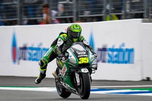 Cal Crutchlow MotoGP Thai GP Honda GP de Tailandia LCR Honda
