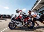 Romano Fenati Max Biaggi Moto3