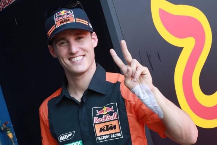 Pol Espargaro KTM Kallio MotoGP