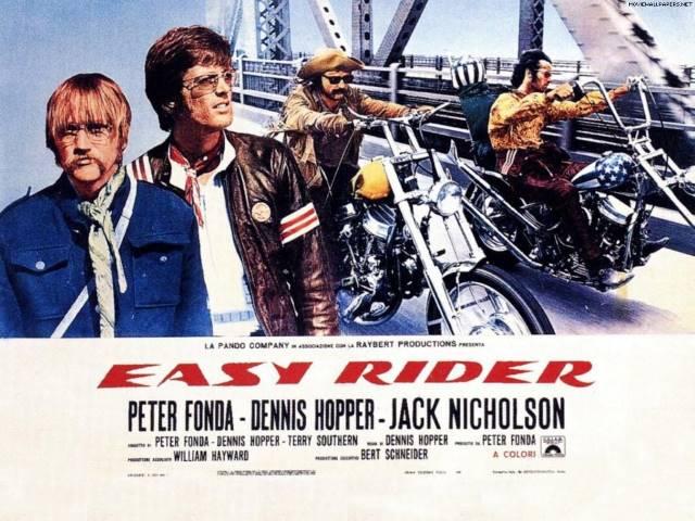 Easy Rider, películas