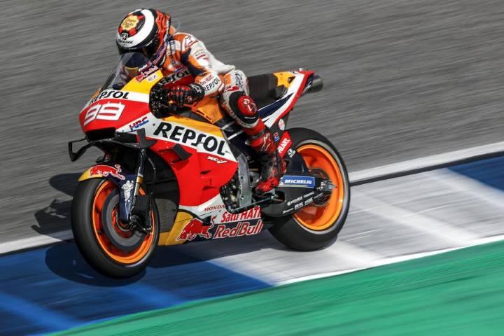 Jorge Lorenzo Ramón Forcada Rossi Márquez MotoGP