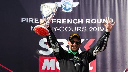 Jonathan Rea WorldSBK Kawasaki Francia Argentina Magny-Cours
