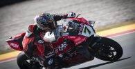 Chaz Davies WorldSBK Superbikes Qatar Losail Rea Bautista