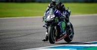 Maverick Viñales Monster Energy Yamaha MotoGP ThaiGP Tailandia Buriram