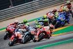 Carrera de MotoGP del Gran Premio de Aragón