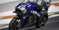 Viñales el más rapido en los Test de MotoGP