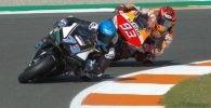 Marc Márquez Álex Márquez MotoGP Valencia Test