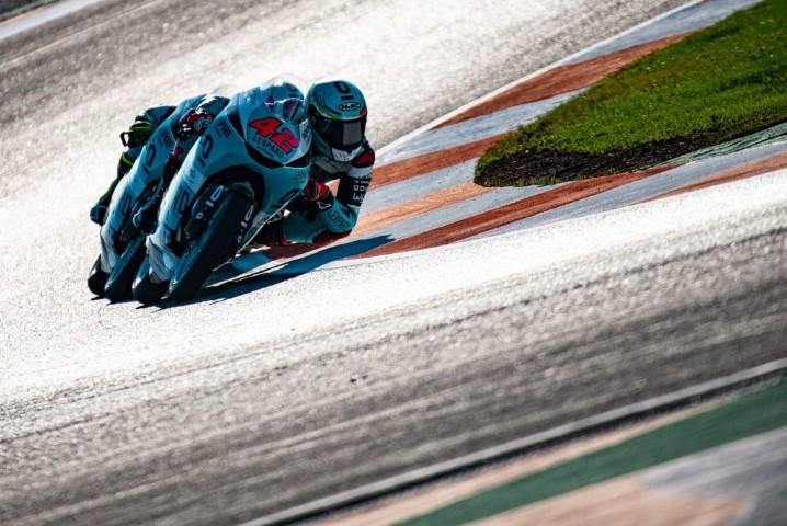 Valencia MotoGP Moto3 Moto2