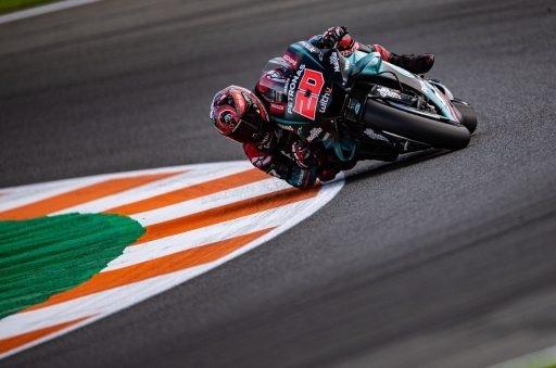 Quartararo Valencia MotoGP Moto3 Moto2