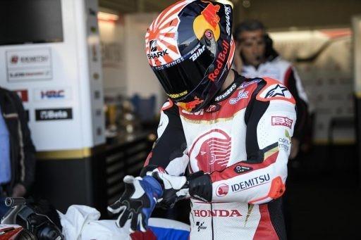 Johann Zarco MotoGP Honda KTM GP Valencia LCR Honda