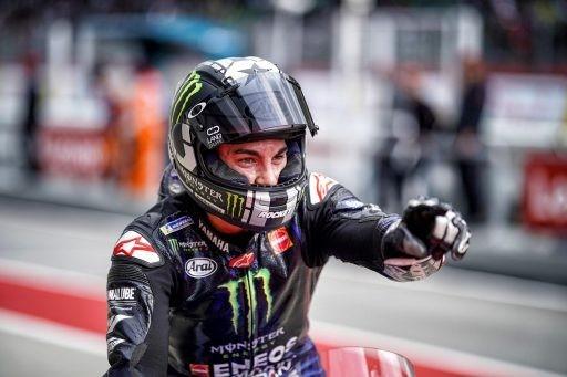 "Rossi: ""Quartararo es una gran talento para Yamaha"""