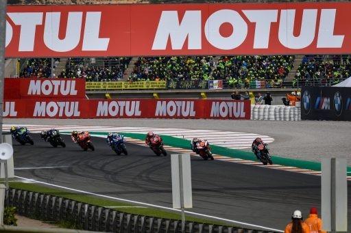 Carrera MotoGP Valencia