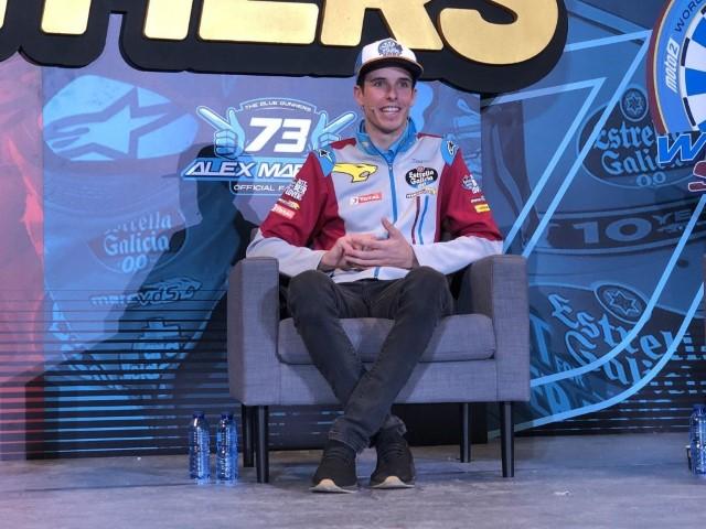 Álex Márquez Marc Márquez celebración Moto 2 MotoGP 2021
