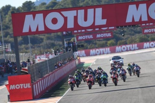 MotoGP Valencia Moto2 Moto3 MotoE GP Comunitat Valenciana