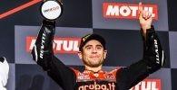 Álvaro Bautista cambio Honda Ducati World SBK