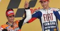 Pedrosa Lorenzo MotoGP