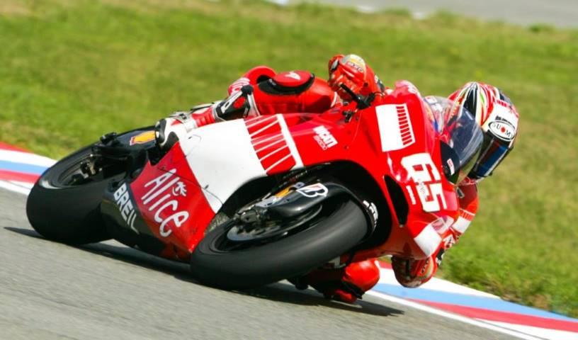 Capirossi MotoGP