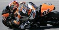 La historia de KTM en MotoGP empieza en el 2005