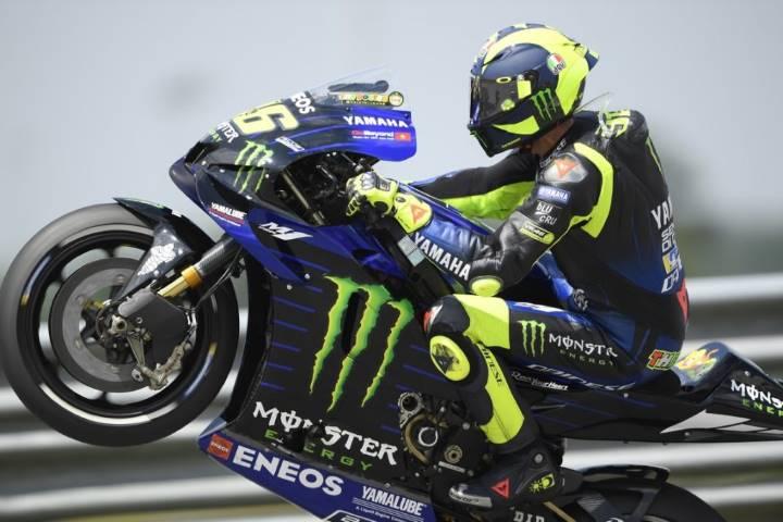Rossi MotoGP Yamaha