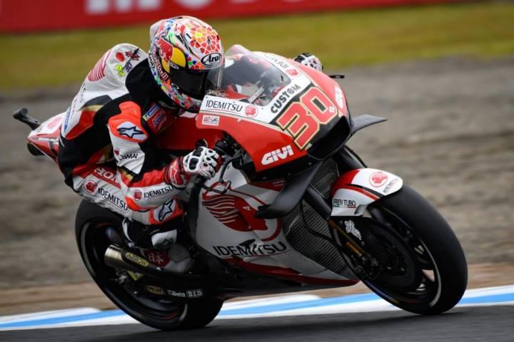 Lecuona: Mi objetivo es quedarme en MotoGP. | MOTOSAN