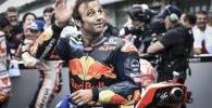 "Claude Michy: ""Zarco tiene contrato con Ducati"""