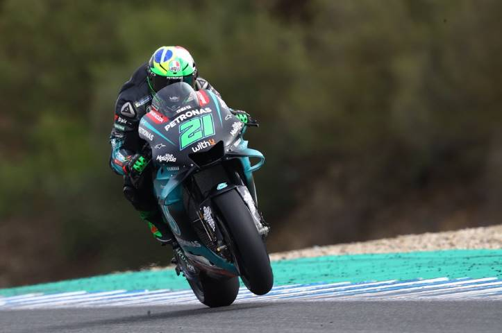 Franco Morbidelli Petronas Yamaha SRT MotoGP