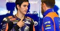 Iker Lecuona Red Bull KTM Tech 3 MotoGP American Racing Moto2