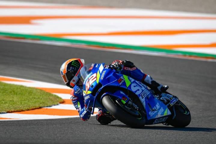 Álex Rins Suzuki Ecstar MotoGP
