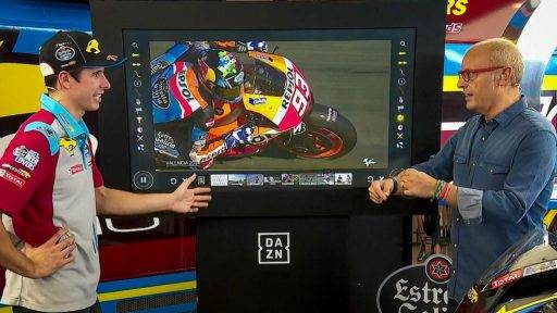 DAZN MotoGP España